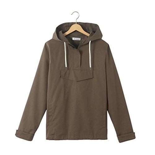 La redoute collections bambino giacca antivento con cappuccio 10 16 anni 150