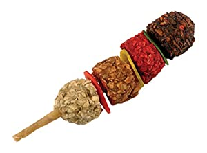 Classic for Dogs Bouchées KEBAB avec solide bâton, 150 mm, Pack of 20