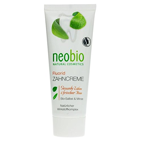 neobio Zahncreme mit Fluorid 75 ml