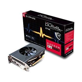 Sapphire 11266-67-20G - Tarjeta gráfica (Radeon RX 570, 4 GB ...