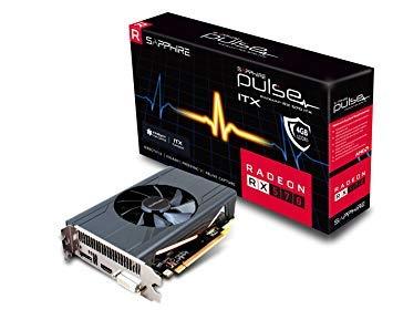Sapphire 11266-66-20G Grafikkarte Radeon RX 570 8 GB GDDR5 - Grafikkarten (Radeon RX 570, 8 GB, GDDR5, 256 Bit, 3840 x 2160 Pixel, PCI Express X16 3.0) -