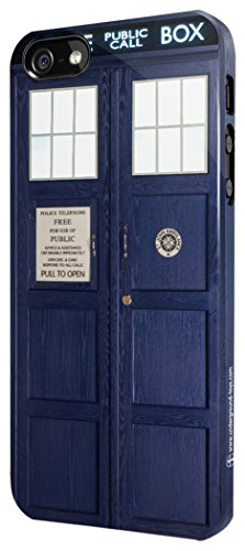 Doctor Who TARDIS iPhone 5 Hard Snap Case