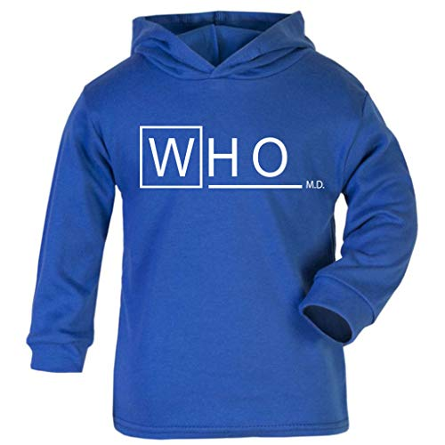 Doctor Who MD Baby and Kids Hooded Sweatshirt