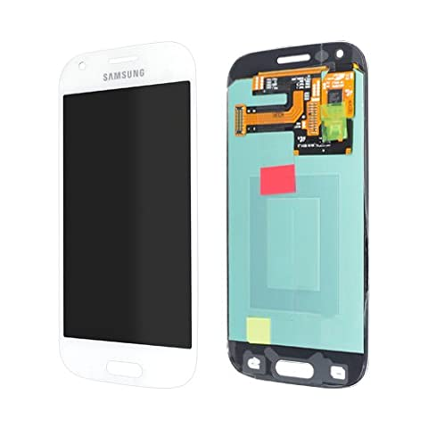 LCD Display Samsung G357F Galaxy Ace 4 Original full set White - LCD Display + Display Glas + Touchscreen +