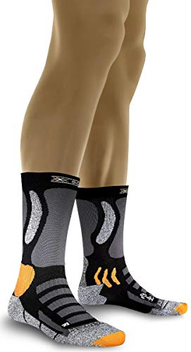 X-Bionic Cross Country Socks Black/Anthracite Größe 42/44 2018 Socken