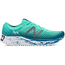 5bddec9ebf8 New Balance - 1080 v9 London Marathon Hommes Chaussure de Course (Turquoise)