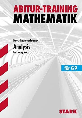 STARK Abitur-Training - Mathematik Analysis