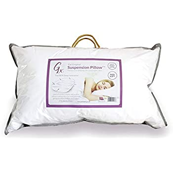 Gx Suspension Pillows Medium Soft Amazon Co Uk Kitchen