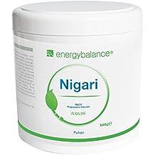 EnergyBalance Magnesio Cloruro de Magnesio-Nigari en Polvo 500g | Cloruro de Magnesio de salmuera