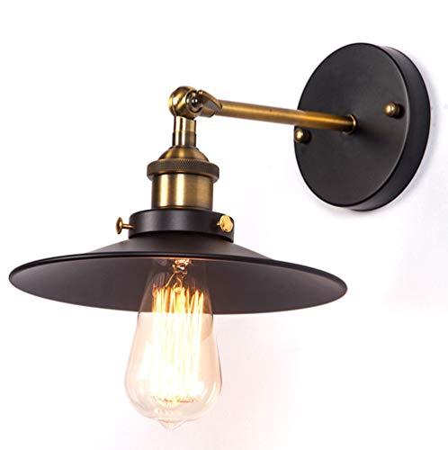 Maxmer Apliques Pared Vintage Lámpara Industrial