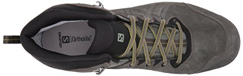 Salomon Herren Evasion 2 Mid Ltr Gtx, Chaussures de Randonnée Hautes Homme green