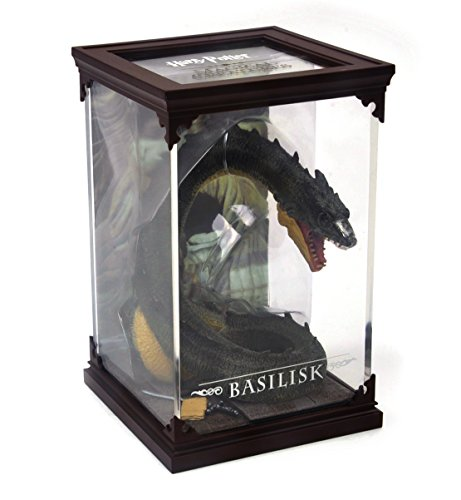 Harry Potter Magical Creatures Statue Basilisk 19 cm Noble Collection