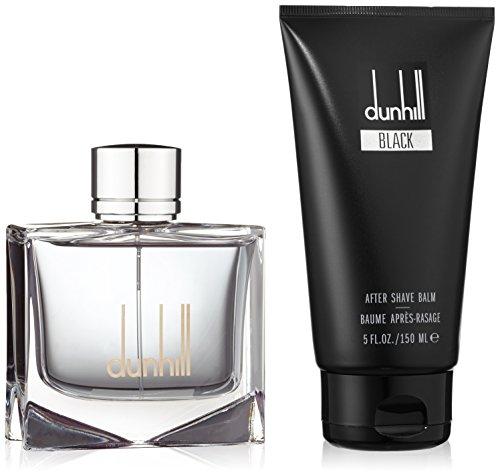 Dunhill, Black, Set regalo da uomo, incl. Eau de Toilette, 100 ml + Balsamo dopobarba, 150 ml
