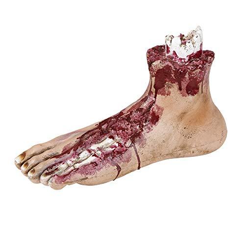Widmann 00475 Abgetrennter Fuß, unisex-adult, 25 cm