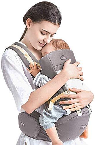 Mochila portabebés  con taburete acolchado GBlife