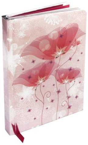 Pink Lilies. (Contemporary Foiled Journal) (Contemporary Journals)