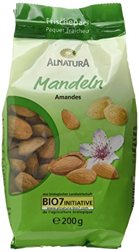Alnatura Bio Mandeln, 200 g