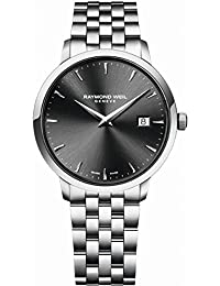 Mens Raymond Weil Toccata Watch 5488-ST-60001