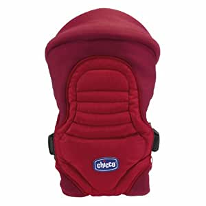 Chicco Soft and Dream Baby Carrier New Fire (Maroon)