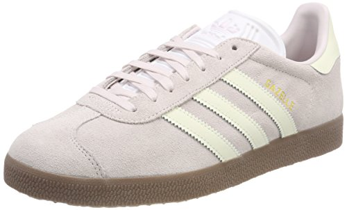 adidas Damen Gazelle Fitnessschuhe, Mehrfarbig (Tinorc/Ftwbla/Gum5 000), 37 1/3 - Adidas Schuhe Klassiker