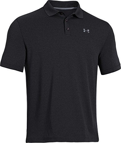 under-armour-mens-ua-performance-polo-noir-acier-large