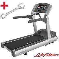 Preisvergleich für Life Fitness CST Club Serie Laufband - Aktuelles Modell Vormontiert - inkl. H7 Polar Bluetooth Brustgurt