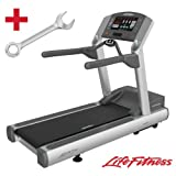 Life Fitness CST Club Serie Laufband - Aktuelles Modell Vormontiert - inkl. H7 Polar Bluetooth...