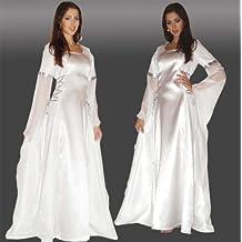 Maylynn 12201-S-M - Disfraz traje medieval de doncella, talla 38-40