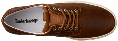Timberland Adventure 2.0 Cupsole Learubber Chaos, Oxford Homme Marron (Rubber Chaos)