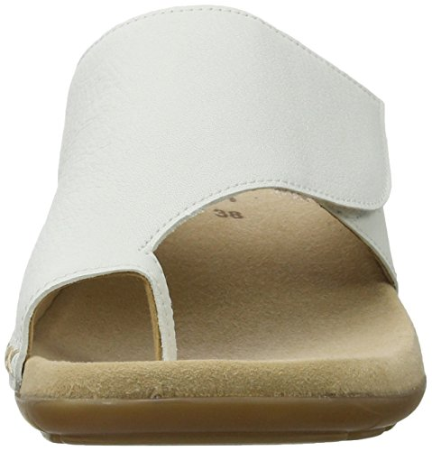 Gabor Shoes Fashion, Ciabatte Donna Bianco (weiss 21)