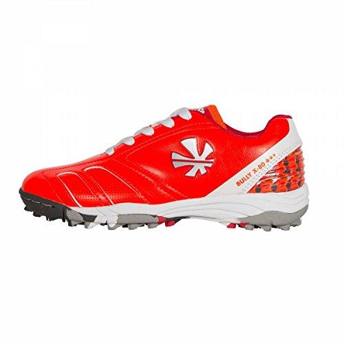 Reece Bully X80 Outdoor Hockey Schuhe rot Kinder rot, 37