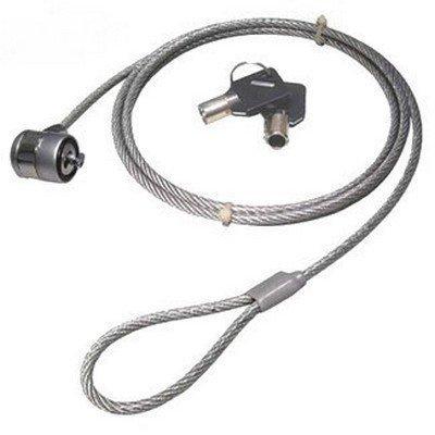 Lock-notebook Locking Cable (LANYUER Kensington Style Laptop Schloss Lock Sicherheit Kabel Schlüssel)
