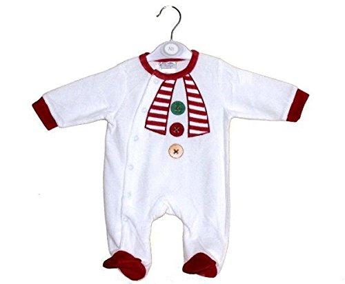 100/% coton ** Tiny Baby NOUVEAU Bnwt Bébé Garçons Costume//Set 0-3 3-6 mois