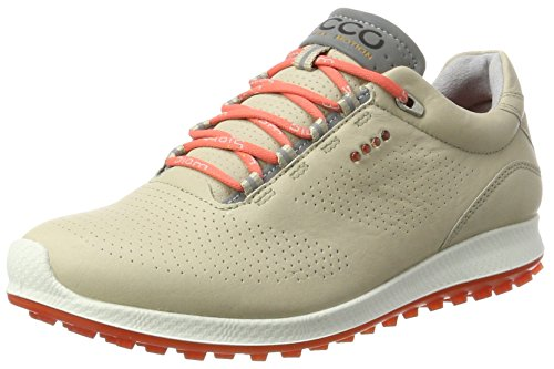 Ecco Damen Women's Golf Biom Hybrid 2 Golfschuhe, Beige (Oyester Blush), 41 - Ecco Golf Biom Hybrid