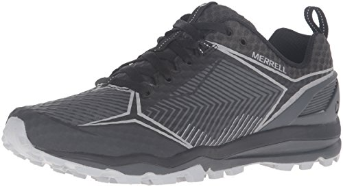 Merrell ALL OUT CRUSH SHIELD Trailrunningschuhe Herren Schwarz