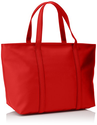 LacosteWomens Classic - Borsa a tracolla Donna Rouge (High Risk Red)