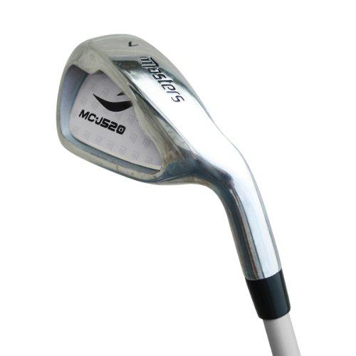 Junior 520 Iron Silver 9-11 Rh 8 Golf Accessories Junior Products