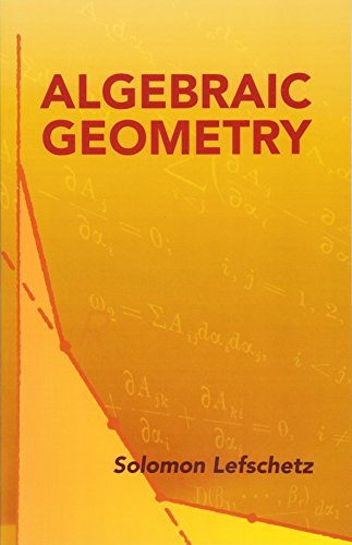 Algebraic Geometry (Dover Books on Mathematics)