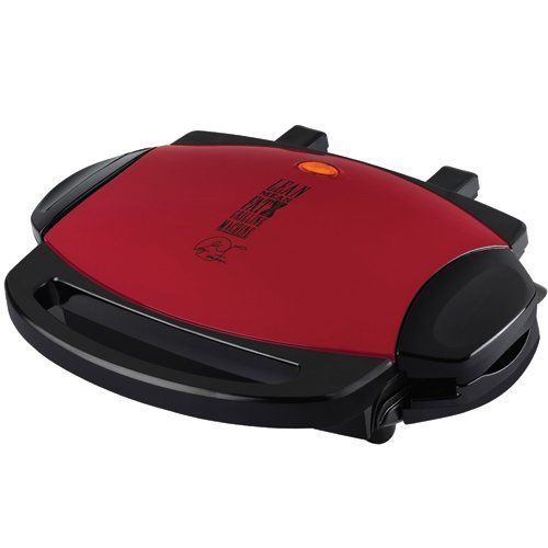 george-foreman-grp46r-72-square-inch-grill-with-nonstick-removable-plates-red-by-george-foreman