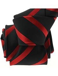 Clj Charles Le Jeune - Cravate Clj, Urban Rouge