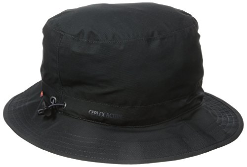 VAUDE Kappe Escape Hat, Black, L, 05577