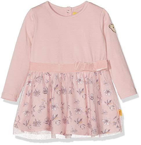 Steiff Baby-Mädchen Kleid 1/1 Arm, Violett (Zephyr|Purple 7034), 68