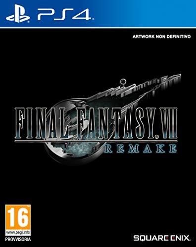 Foto Final Fantasy VII Remake - Standard - PlayStation 4