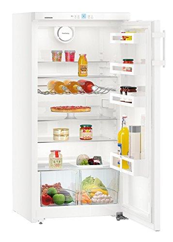 Liebherr K 2630 Comfort Autonome A++ Blanc - réfrigérateurs (Autonome, A++, Blanc, Droite, SN, N, ST, T, boutons)