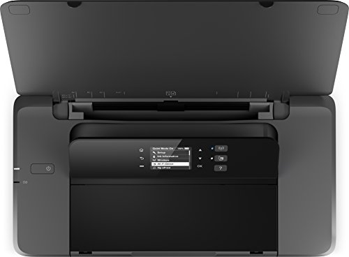 HP OfficeJet 200 Mobiler Tintenstrahldrucker - 3