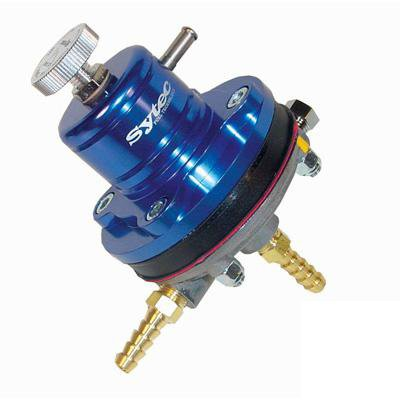 Sytec - Regolatore di Pressione del Carburante Regolabile 1:1 (MSV001B)