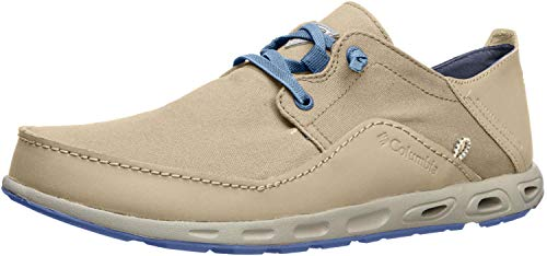 Columbia Men's Bahama Vent Relaxed PFG Shoe Ancient Fossil/Steel Size 10 M US