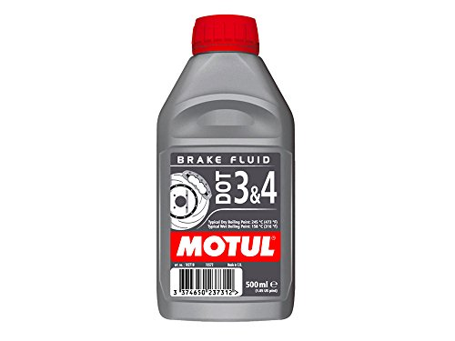 Liquide de frein MOTUL Brake Fluid DOT 3 & 4-500ml