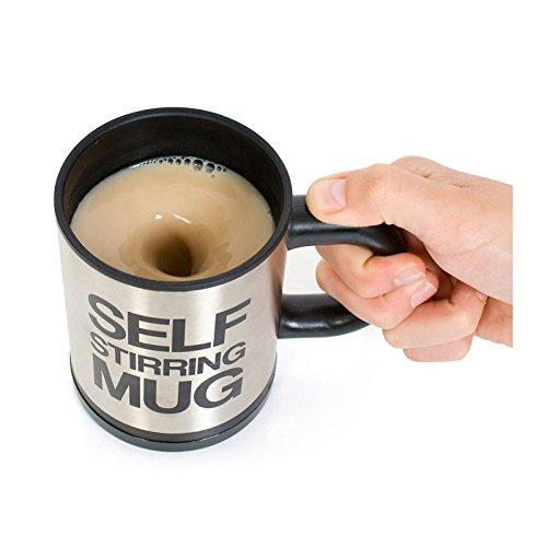 Taza Mezcladora Self Stirring Mug
