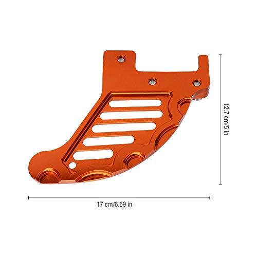 JFG RACING Protector de Brazo oscilante para KTM EXC125 EXC200 EXC300 EXC-F250 EXC-F350 EXC-F400 EXC-F450 EXC-F500 Husqvarna TC//FC125 FC250//350//450 TE125//250 FE250//350//450